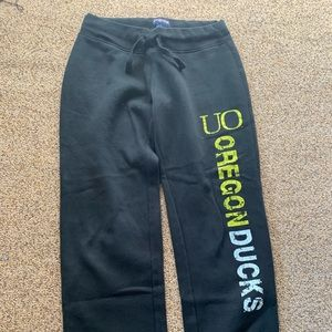 Oregon Ducks sweat pants